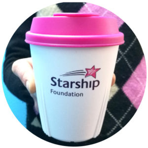 IdealCup and Starship Foundation Partnership